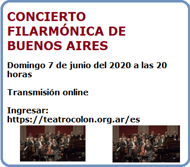 TEATRO COLON 7 DE JUNIO
